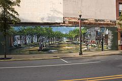 Suffolk Mural
